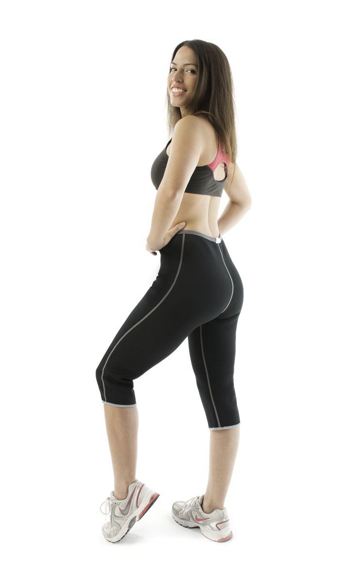 Elimineer giftige stoffen, terwijl u uw huid zuivert en vormt. U verliest gewicht enkel door te zweten. Het geheim van Burn Shapers zit in het ontwerp en de integratie van Neotex, de technologie die uw lichaamswarmte doet toenemen wanneer het in contact komt met uw huid. Het binnenste weefsel stelt u in staat meer te zweten en de buitenste stof absorbeert het zweet en houdt de broek droog om te voorkomen dat vocht erdoor wordt gelaten.