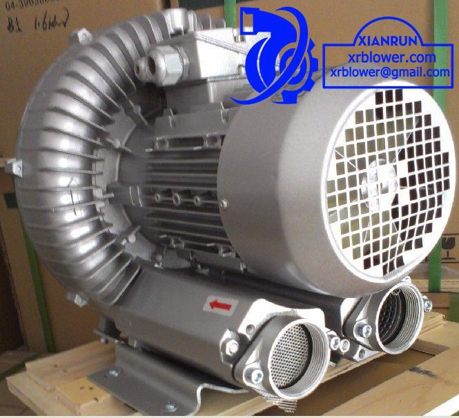 xianrun blower high pressure ring blower, check www.lxrfan.com, xrblower.com, xrblower@gmail.com   4. Photomechanical process: Keep the film smooth by vacuum suction, and it is suitable for photographic plate making industry; 5. Powder and particle transportation: These material can be transported by air pressure or vacuum suction; 6. Printing sorption: Vacuum sorption printing and tissue forming transportation;