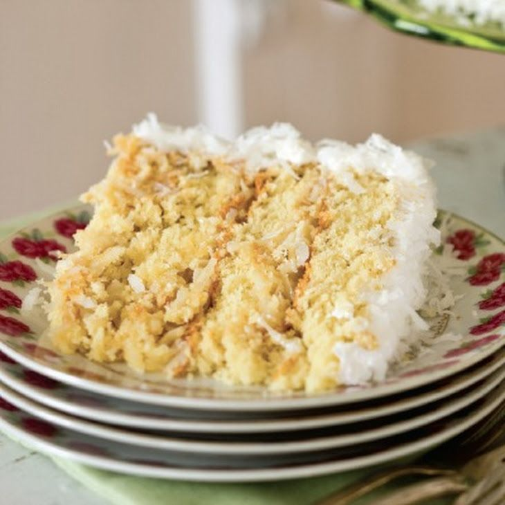 Swans Down Sour Cream Cake Recipe