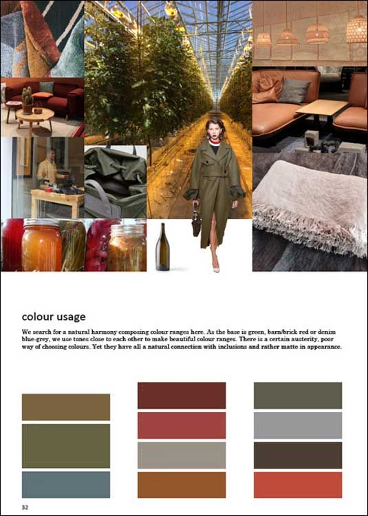 #2017trends #AW1718 #ColourTrends | Next Interior Trend A/W 2017/2018 | mode...information GmbH