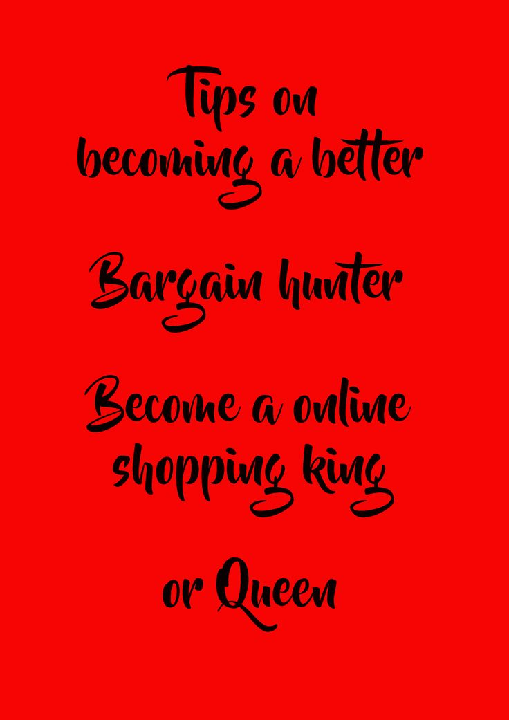 My Tips on becoming a better bargain hunter, snipe those deals on ebay, and become a online bidding king or queen