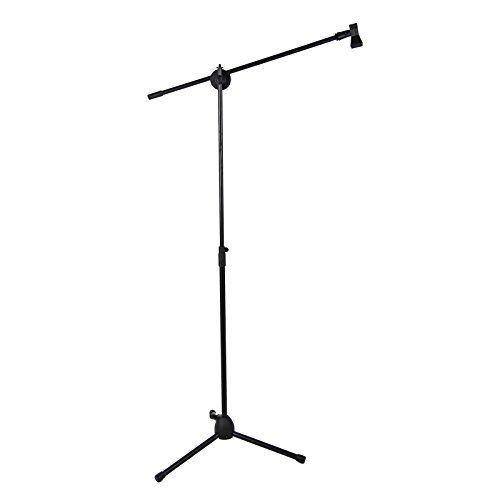 From 8.59:Celldeal Professional Boom Microphone Mic Stand Clips Holder Adjustable