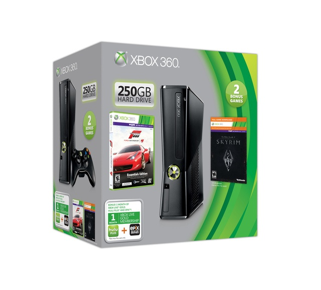 Xbox Black Friday 2012 deals and bundles