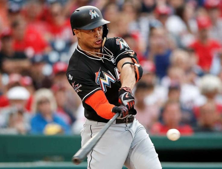 TEN MOST DESERVING MLB MVP CANDIDATES  -  September 7, 2017:   1) GIANCARLO STANTON, MARLINS  -   Stanton might just win the award on the back of two ridiculous months. He was having a good but not great season through the end of July, and then August happened. He's hit 20 of his 53 home runs since August 4, and there's a very real chance he'll surpass Roger Maris' old record of 61...  MORE...