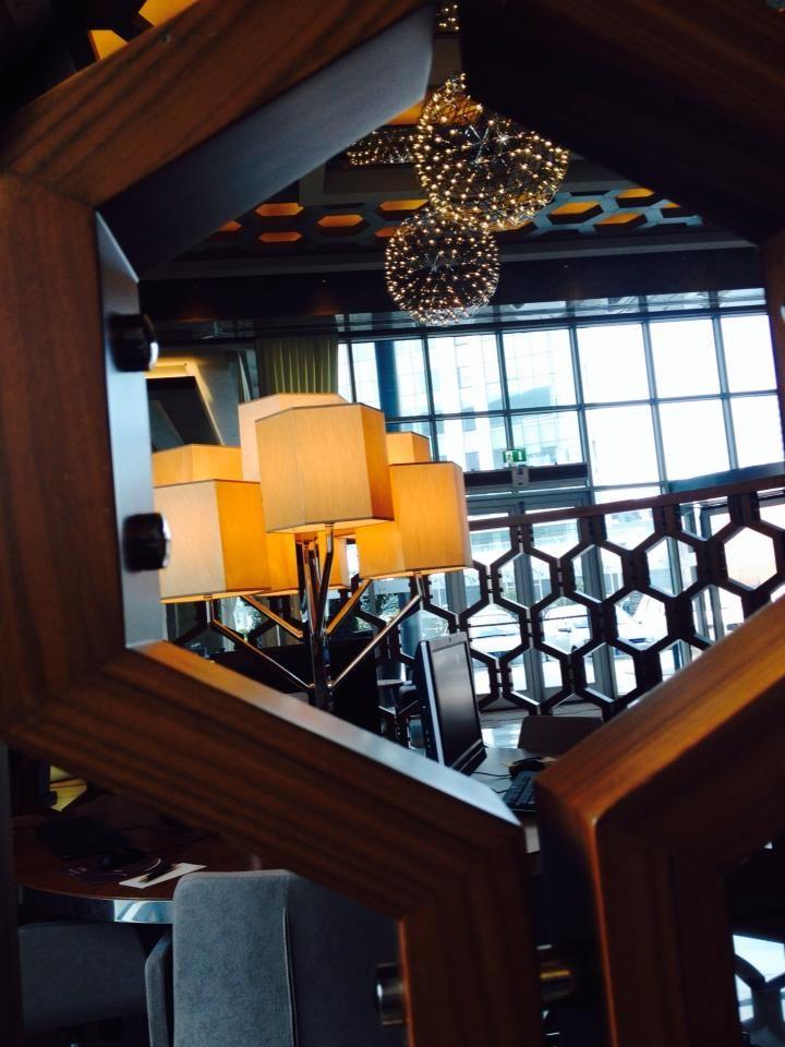Eye for detail at the Link@Sheraton... Link @ Sheraton'da detayları gözden kaçırmayın..  #sheraton #bursa #sheratonbursa #hotel #linkatsheraton #detail #interior #betterwhenshared