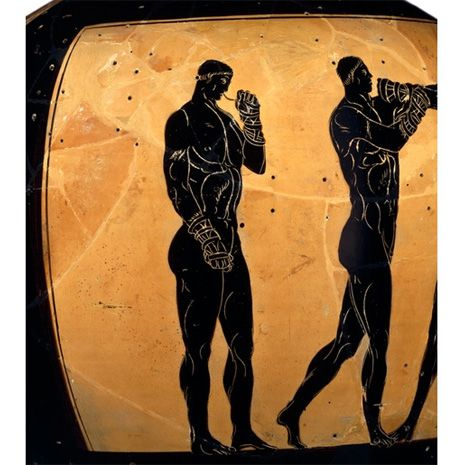 BBC - Primary History - Ancient Greeks - The Olympic Games
