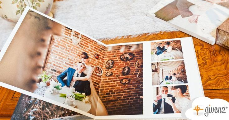 Abbiamo raccolto per voi una lista dei 15 migliori fotolibri online per creare il proprio album di matrimonio fai da te!