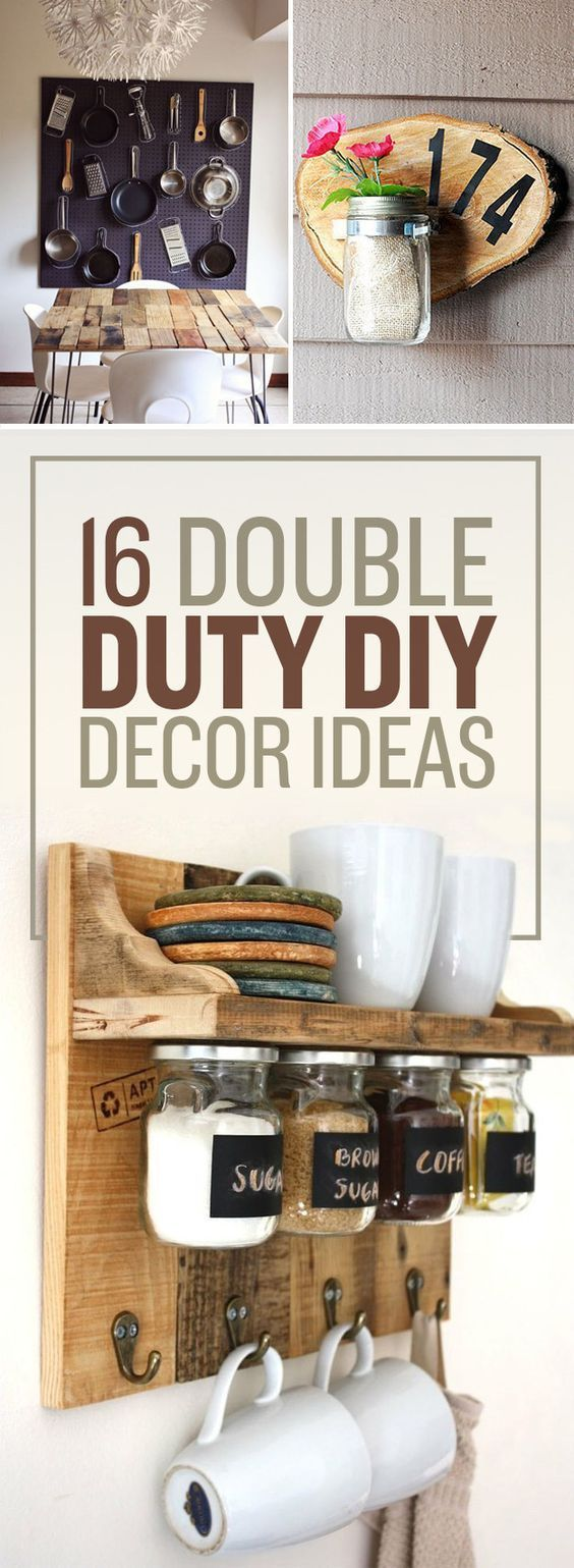 16 Totally Doable DIY Projects