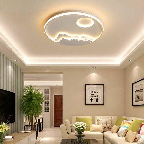 Fashion Modern Led Ceiling Light For Living Room Dining Bedroom