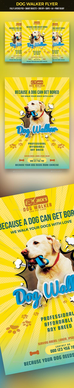 walking flyer