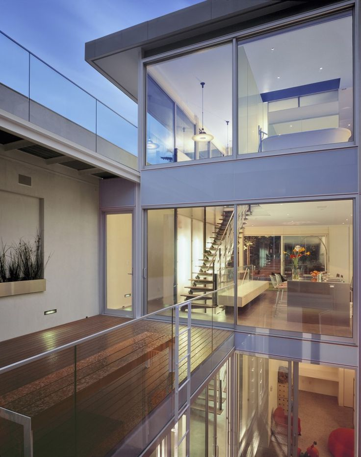 Image 3 Of 29 From Gallery Of House 1532 / Fougeron Architecture.  Photograph By Richard Barnes