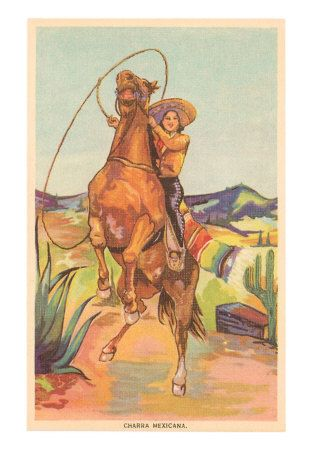 vintage cowgirl posters - Google Search