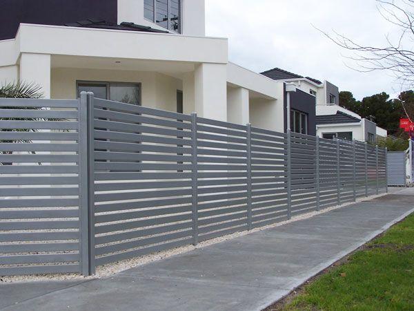 Best 25 Aluminium Fencing Ideas On Pinterest Gate
