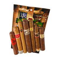 Cigar Samplers JR Crew Sampler