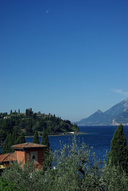 Almost every year I go the Italy to the Garda lake