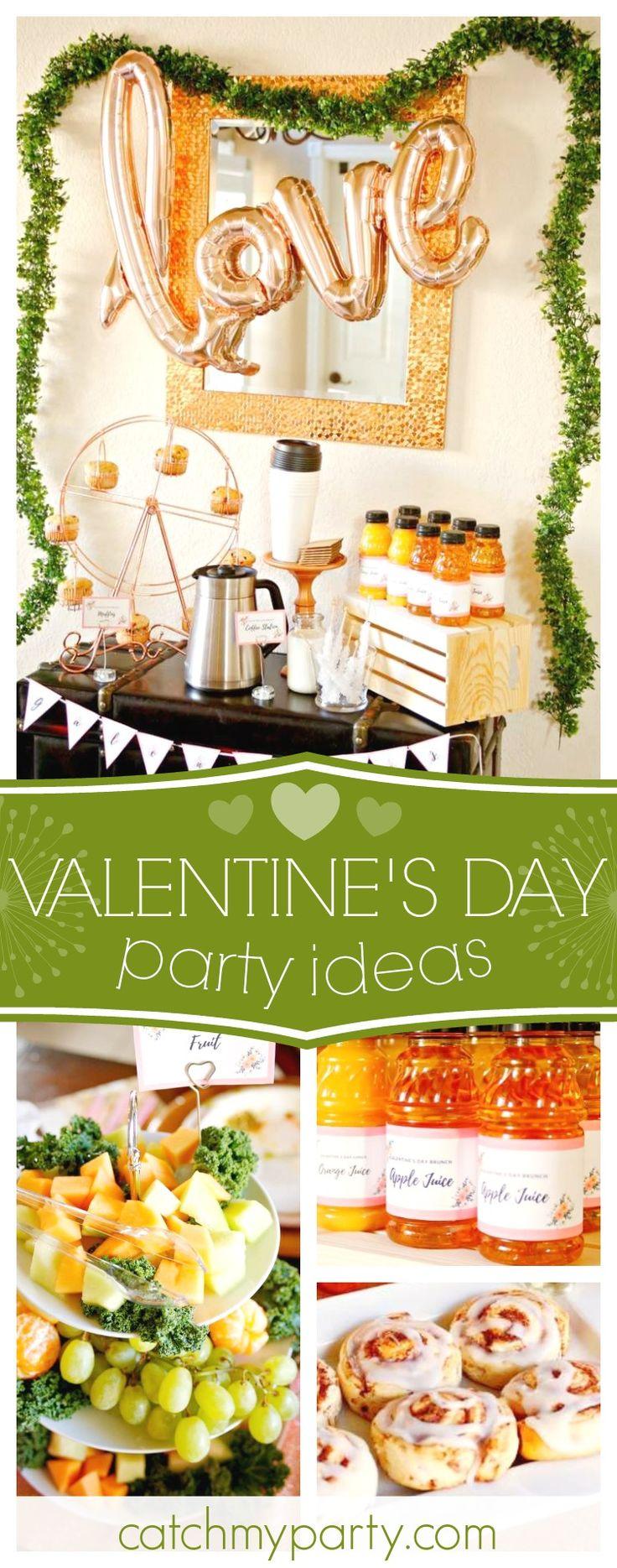 915 best valentine 39 s day party ideas images on pinterest. Black Bedroom Furniture Sets. Home Design Ideas