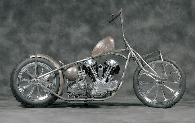 1937 KNUCKLE HEAD / GRASS ROOTS CYCLES