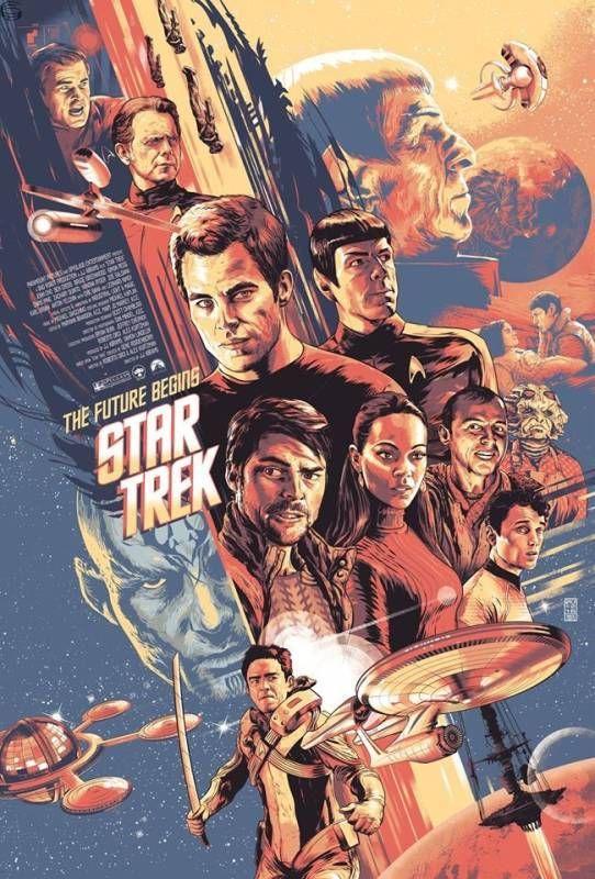 Star Trek (2009) - Aurelio Lorenzo