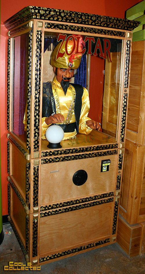 18 Best Images About Fortune Teller Gypsy Machine On