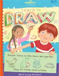 Eeboo Learn to Draw Simple Shapes, $8.95