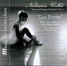 Ballet class music for littles
