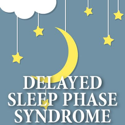 Delayed sleep phase disorder (DSPD), officially called circadian rhythm sleep disorder, delayed sleep phase type, is an inability to fall asleep at a desired, conventional clock time and awaken at a socially acceptable morning time.