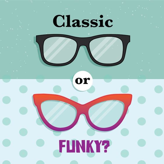 Classic or Funky --- What is your style?  #Sunglasses #EyeWear #Designer #Frames #Miami