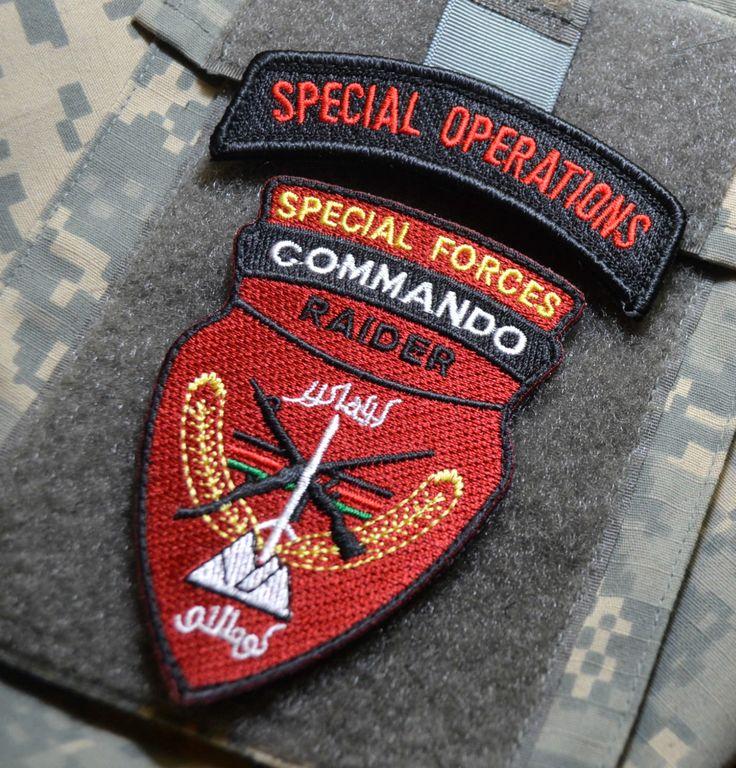 Special Operations / Special Forces / Commando / Raider (MARSOC) (1533×1600) - http://www.ebay.com/itm/KANDAHAR-JSOC-SEAL-SAS-JTF2-ANA-APU-COMMANDO-SSI-MARSOC-RAIDERS-SP-OPS-TAB-/231287684905
