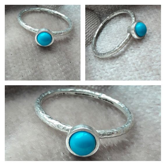 Check out this item in my Etsy shop https://www.etsy.com/listing/230679969/natural-stone-ring-delicate-turquoise