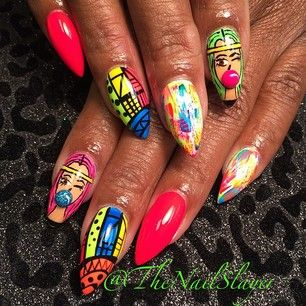 Best 25 summer stiletto nails ideas on pinterest stiletto nail if you a girl who like getting your nails didy using summer stiletto prinsesfo Image collections