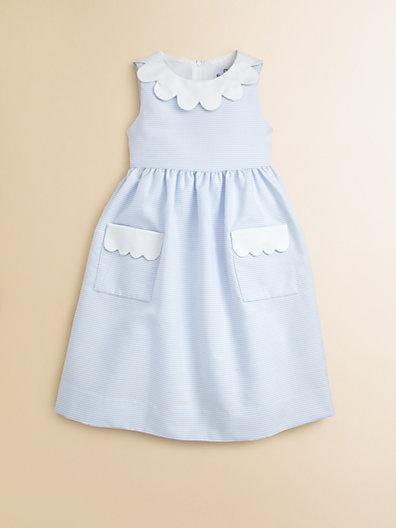 Florence Eiseman - Toddler's & Little Girl's Striped Dress - Saks.com
