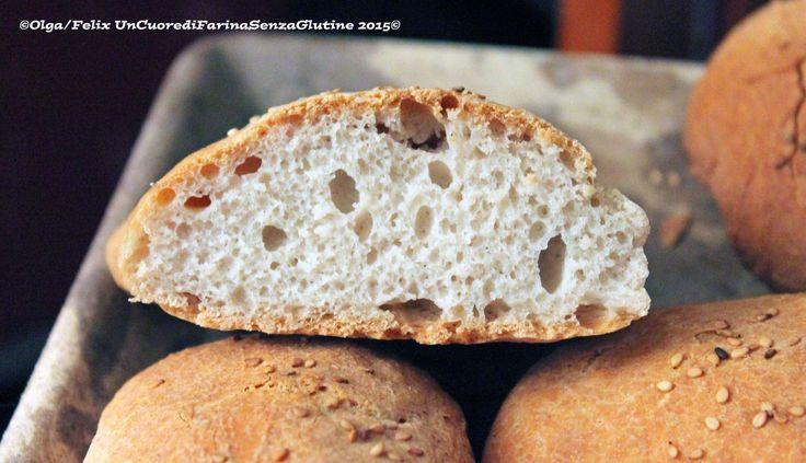 Uncuoredifarinasenzaglutine: Mix di farine naturali per pane di Felix