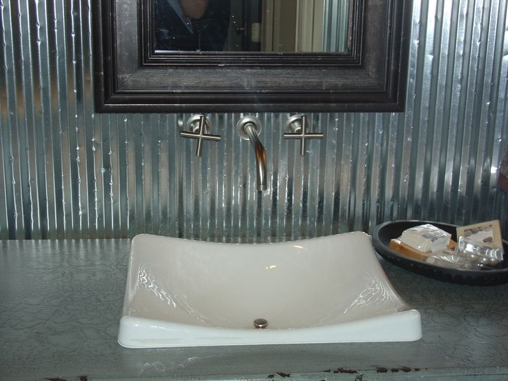 knotty pine kitchen cabinets best drain cleaner for sink 167 corrugated tin and metal images on pinterest ...