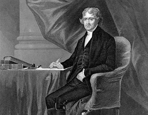 Thomas jefferson s greatest achievement it could just be his