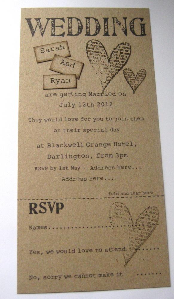 confetti daydreams wedding invitations%0A Manilla Invitation