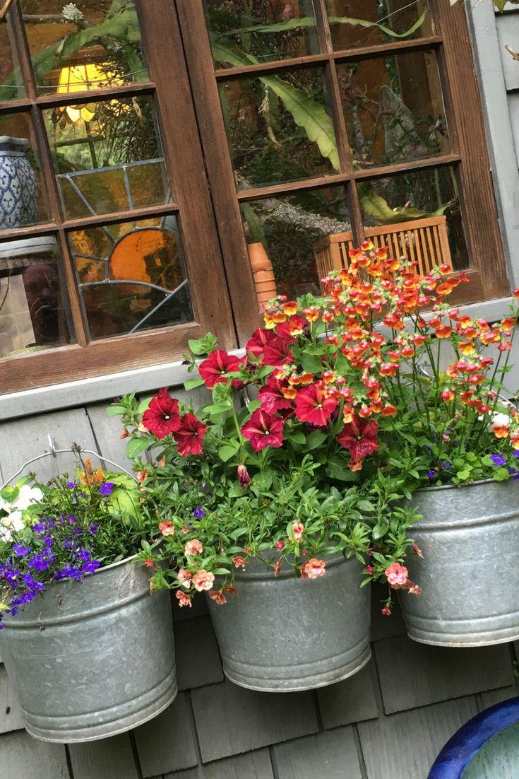 Gorgeous Rustic Garden Potting Shed Take
