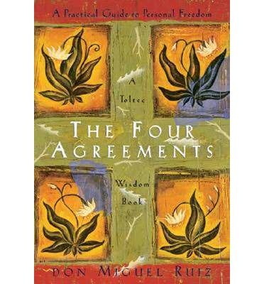 Rooted in traditional Toltec wisdom beliefs, four agreements in life are essential steps on the path to personal freedom. As beliefs are transformed through maintaining these agreements, shamanic teacher and healer don Miguel Ruiz asserts lives will