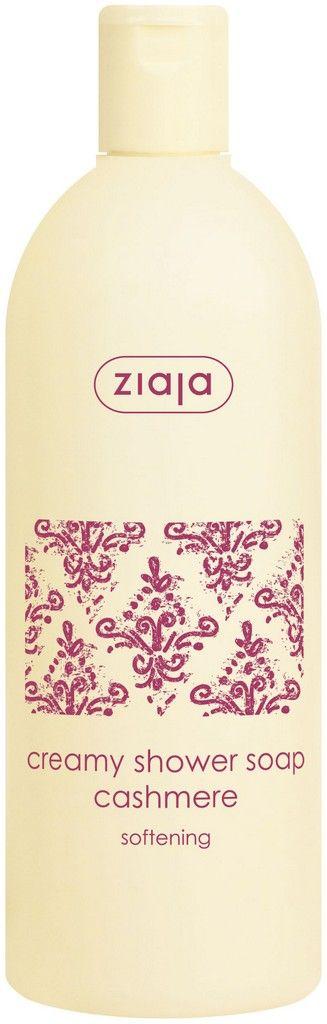 Cashmere-Duschcreme. Wäscht sanft die Haut und hinterlässt sie zart und weich. Trocknet die Haut auch bei häufigem Waschen nicht aus. ANWENDUNG: Auf die angefeuchtete Haut auftragen, aufmassieren und abspülen.