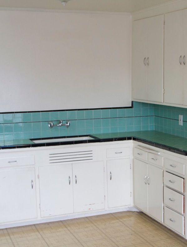 Kitchen Tiles Black And White best 25+ 1940s kitchen ideas on pinterest | 1940s house, vintage
