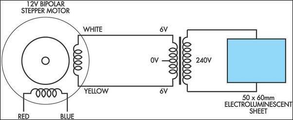 Luminescent Generator Circuit Diagram Electrical & Electronics