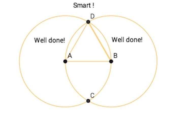 This Geometry Game Is Nerdy, Addictive Fun! Euclid The Game via Smithsonian Magazine.