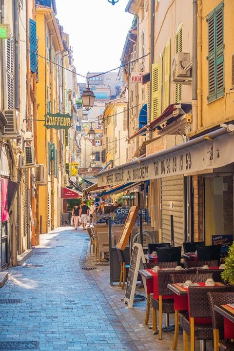 Cannes, French Riviera, France. The best guide to exploring Cannes!