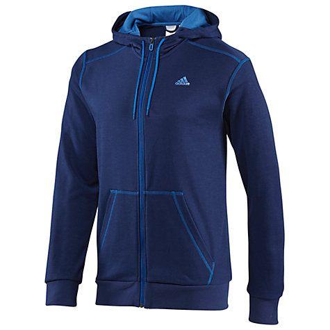 Adidas Prime Full-Zip Hoodie - Medium £40