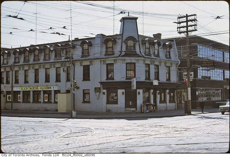 The fascinating history of Toronto's oldest bar