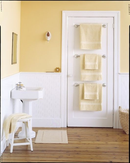 Towel Racks For Small Bathrooms Cool Towel Storage Ideas