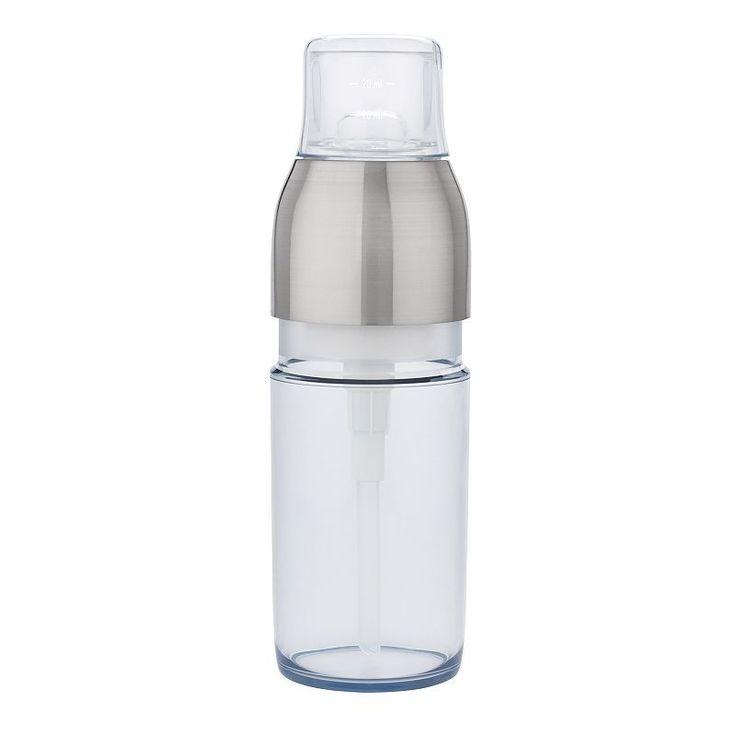 OXO Good Grips Mouthwash Dispenser, White
