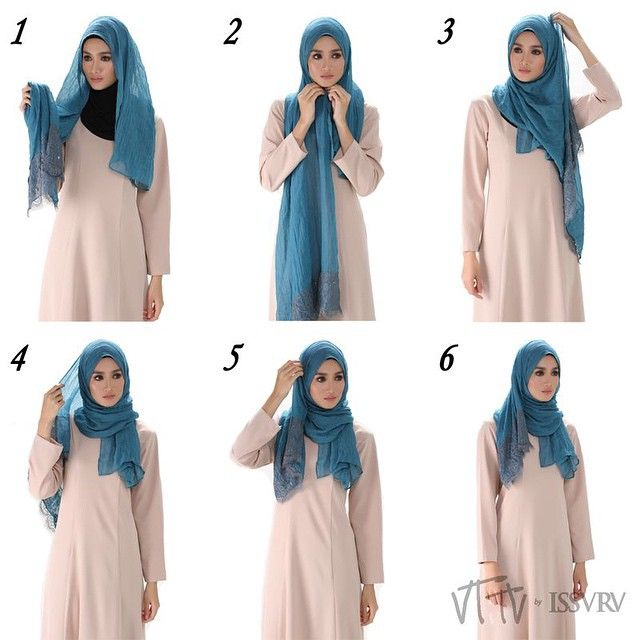 Atita Haris Step By Step Hijab Tutorial Easy Peasy Hijab Tutorial Pinterest Hijab