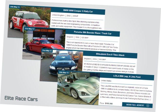 Elite Race Cars For Sale Websites Photo Of Cars For Sale Websites In Trinidad