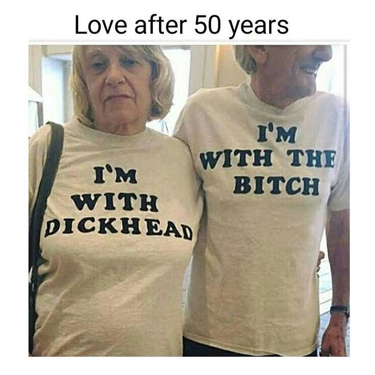 Relationship goals.