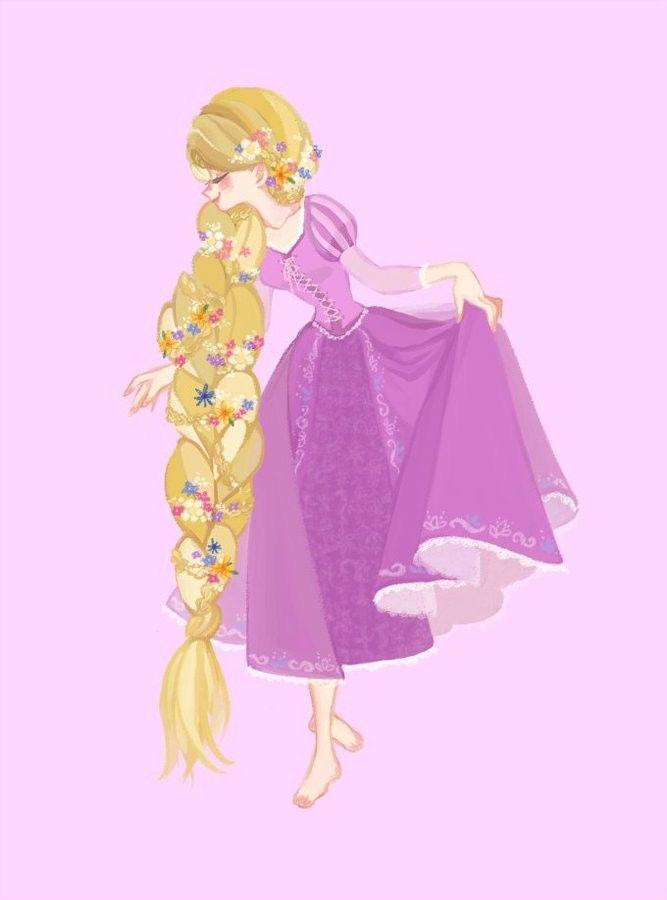 ラプンツェル My Princess ディズニープリンセス ラプンツェル